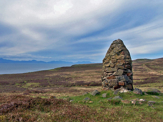 Memorial Cairn - Cross of John's Son
