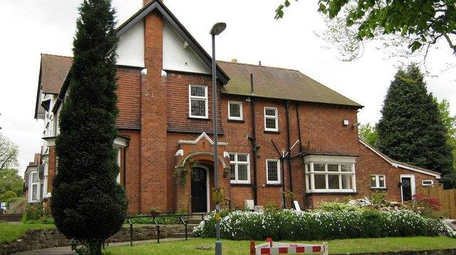Private dwelling, Reddings Road, Moseley