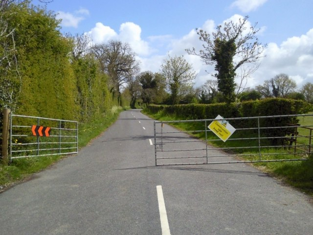 Road Closed, Co Meath
