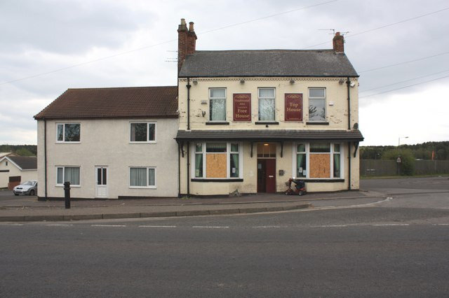 The 'Top House' hostelry