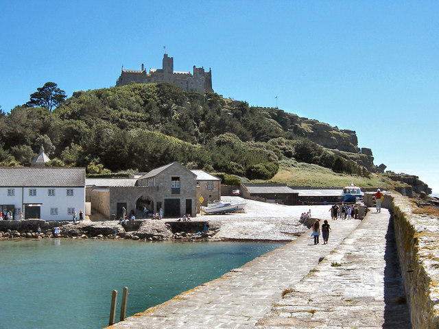 St Michael's Mount, The Harbour