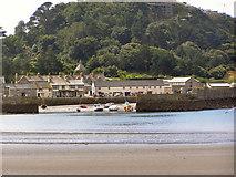SW5130 : St Michael's Mount Harbour by David Dixon