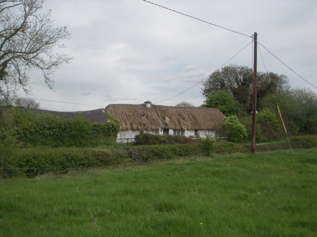 Cottage in bad repair, Co Meath