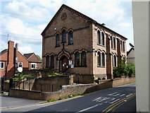 SJ6904 : The former Mount Zion Primitive Methodist Chapel, Madeley by Richard Law