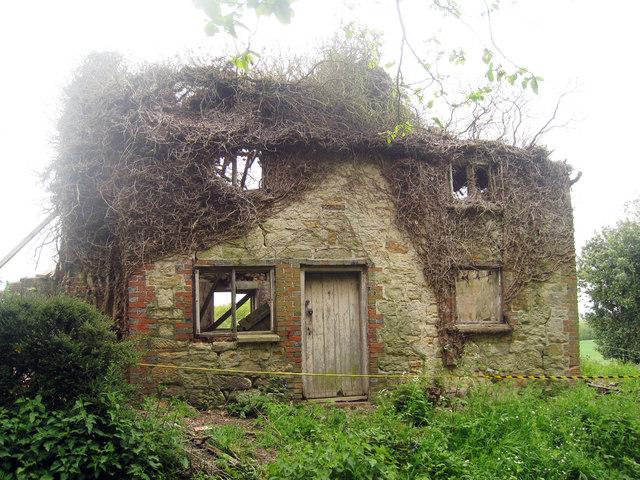 Abandoned House near Hooper's Farm
