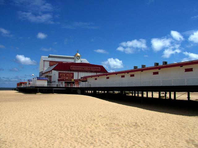 Britannia pier and theatre