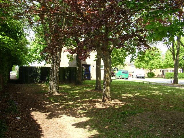 A corner of the Westley estate