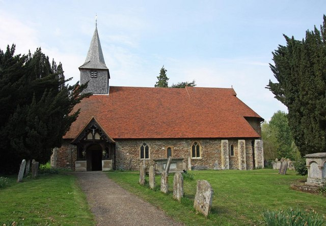 St Michael & All Angels, Copford