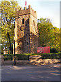 """SD7312 : Bradshaw - """"The Tower Without a Church"""" by David Dixon"""