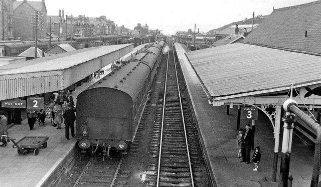 Barmouth Station