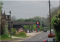 TQ1928 : Filling station on the A281, north of Manning's Heath by N Chadwick
