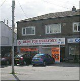 SE3634 : Beds for Everyone - Cross Gates Road by Betty Longbottom