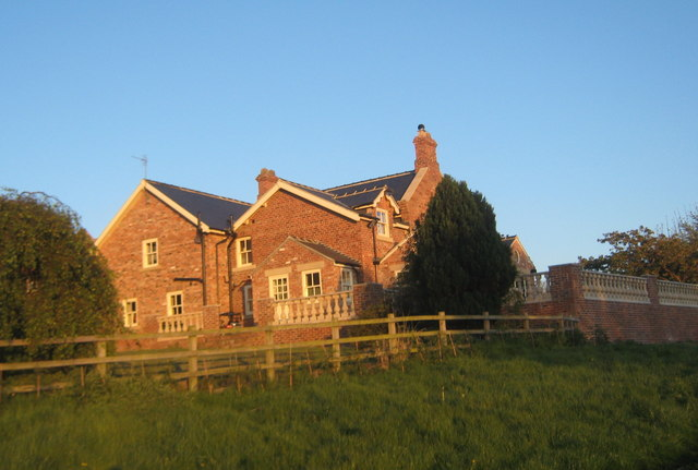 Hill House in Over Dinsdale Parish North Yorkshire