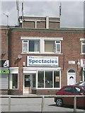 SE3634 : The Spectacles Shop - Cross Gates Road by Betty Longbottom