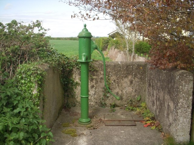 Water pump, Co Meath