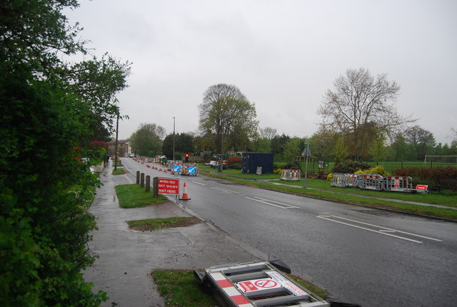 Roadworks, Brighton Rd (A281)