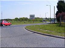 TG1607 : Green Lane by Geographer