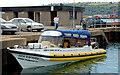"D4202 : The ""North Irish Diver"" at Ballylumford by Albert Bridge"