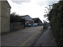 TL4857 : Industrial area in Cherry Hinton by Hugh Venables