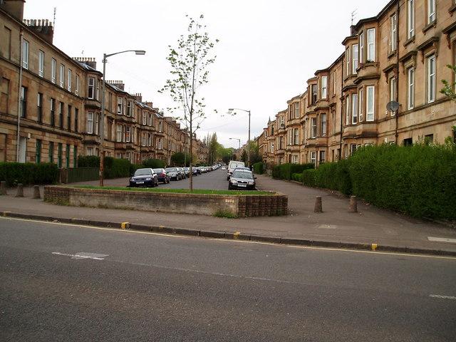 Leven Street Pollokshields