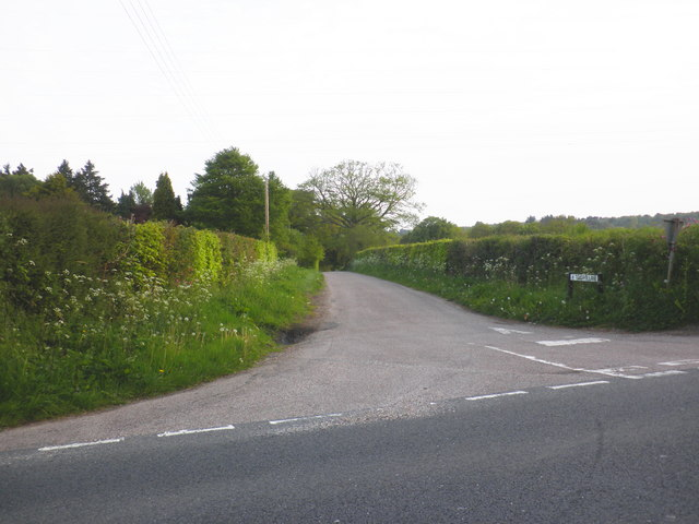 Toadpit Lane, West Hill