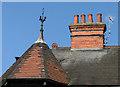 SK5743 : Watson Fothergill's Elberton House, Hardwick Road - 3 by John Sutton