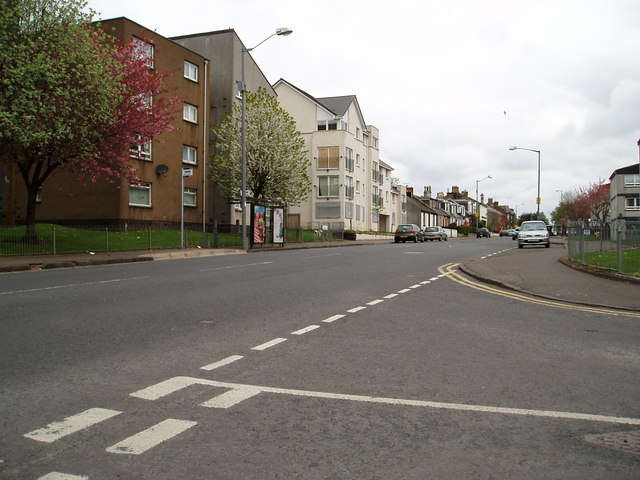 Dean Street Kilmarnock
