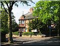 SK5743 : Watson Fothergill's Elberton House, Hardwick Road - 1 by John Sutton