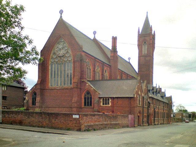 St Benedict's Church, Ardwick