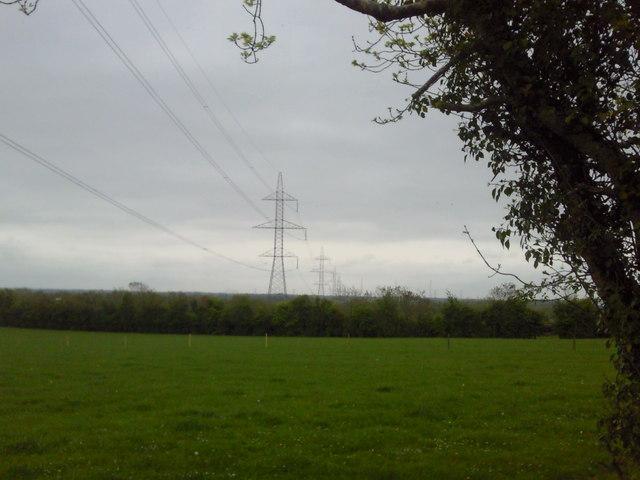 Pylons, Co Meath