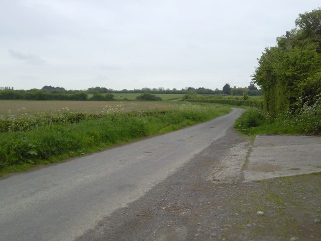 A Bend in the Road, Co Meath