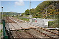 SD2185 : Level Crossing near Foxfield by Rob Noble