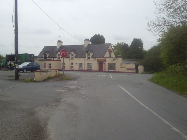Pub, Barstown, Co Meath