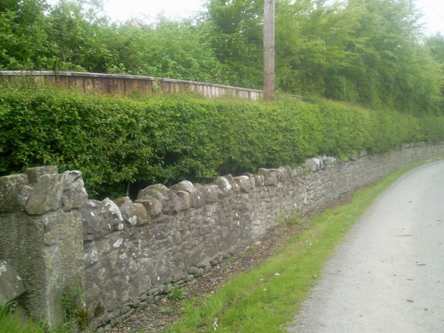 Stone Wall, Culcommon, Co Meath