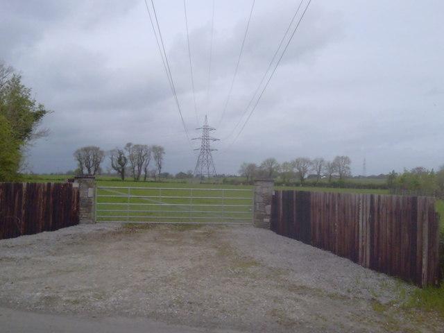 Pylon, Co Meath