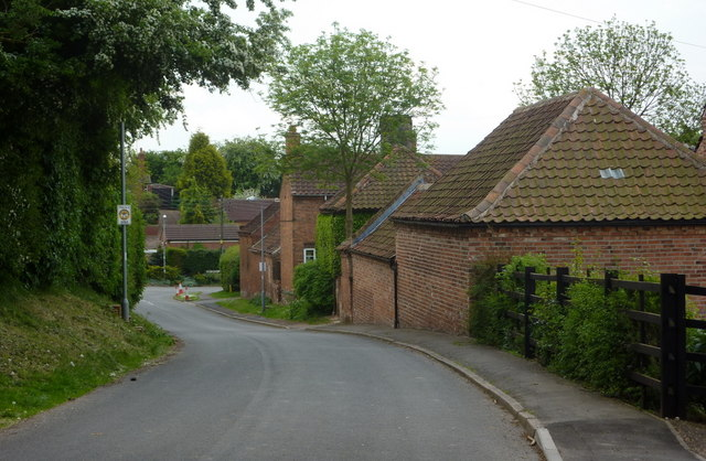Church Street, Headon