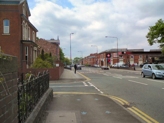 Stamford Road East