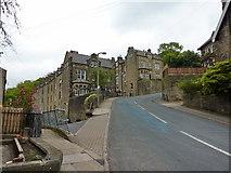 SD9927 : Birchcliffe Road, Hebden Bridge by Alexander P Kapp