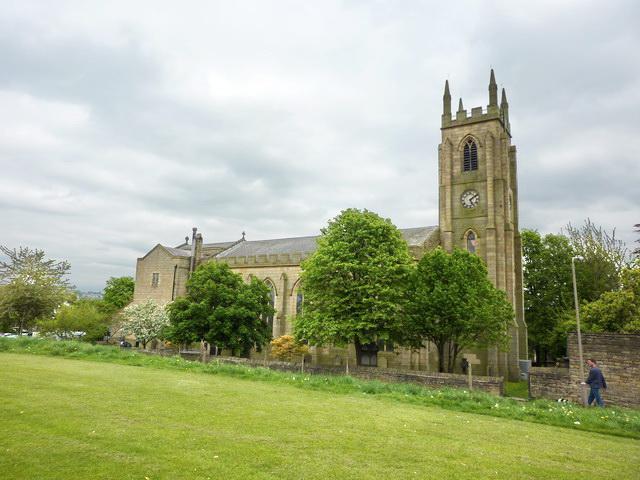 St Martin's Parish Church, Brighouse
