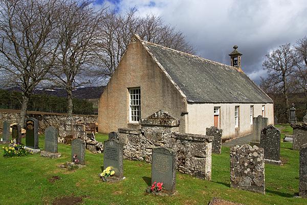 The Old Kirk of Glenbuchat