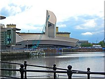 SJ8097 : Imperial War Museum North by P L Chadwick