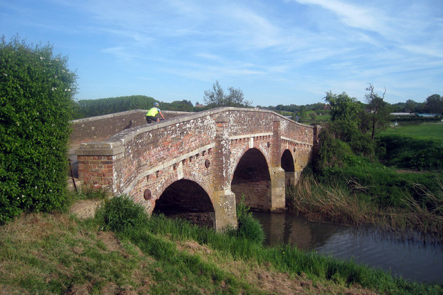 Bridge over River Rother