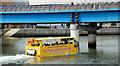 J3474 : Amphibious bus, Belfast (10) by Albert Bridge
