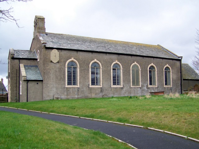 Church of St Mary, High Hesket