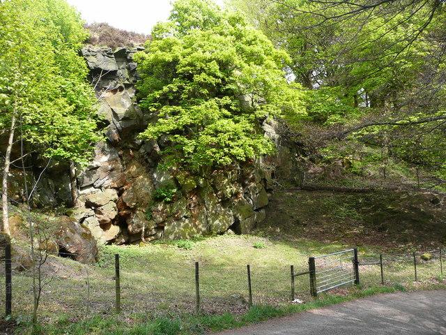 Ratcher Rock, Todmorden