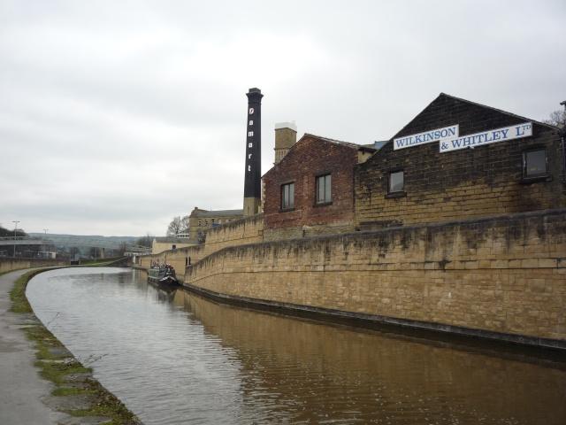 Canal near Park Road