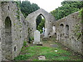 O1454 : Medieval Church at Ballyboughal, Co. Dublin by Kieran Campbell