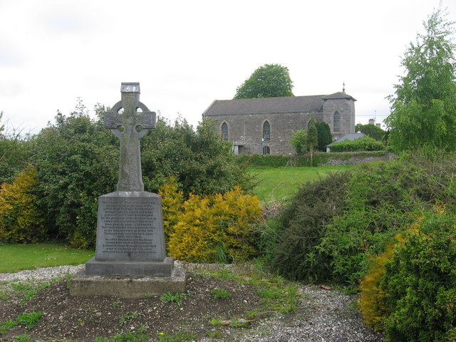 Church at Ballyboughal, Co. Dublin