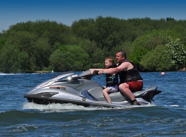 Jet Ski Safety Riding with a Child Passenger
