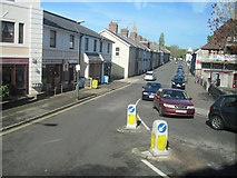 SX9265 : St Anne's Road from Babbacombe Road by John Firth